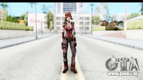 Borderland - Gaige für GTA San Andreas zweiten Screenshot