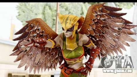 Injustice God Among Us - Hawk Girl für GTA San Andreas
