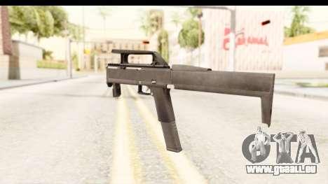 FMG-9 pour GTA San Andreas deuxième écran