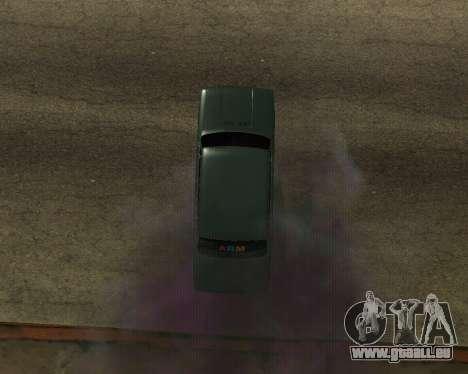 VAZ 2101 Armenian für GTA San Andreas zurück linke Ansicht
