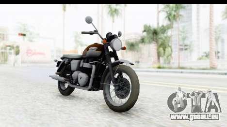 Metal Gear Solid V Phantom Pain Triumph für GTA San Andreas rechten Ansicht