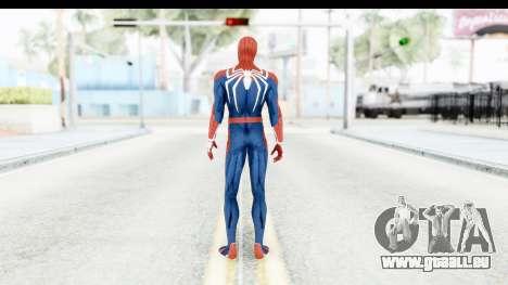 Spider-Man Insomniac v1 für GTA San Andreas dritten Screenshot