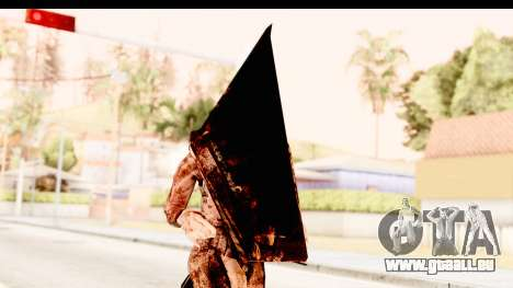 Silent Hill Downpour - Pyramid Head pour GTA San Andreas