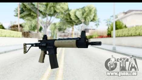 LR-300 Tan für GTA San Andreas