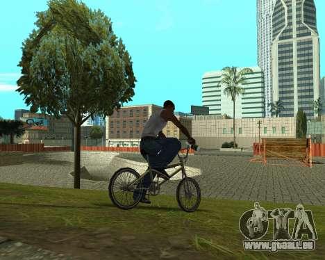 New HD Glen Park für GTA San Andreas sechsten Screenshot
