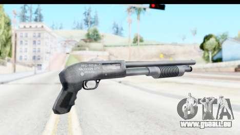 Sawnoff pour GTA San Andreas deuxième écran