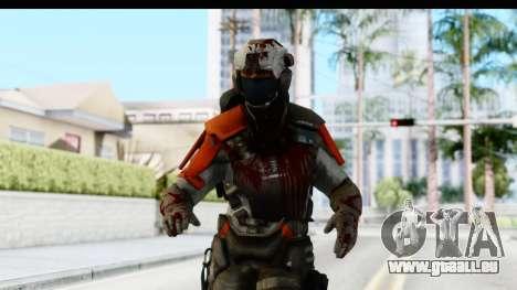 Homefront The Revolution - KPA v3 Dead für GTA San Andreas