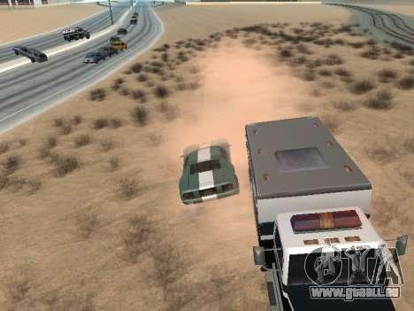 Hot Wheels pour GTA San Andreas troisième écran