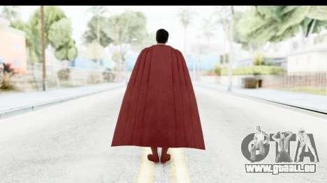 Injustice God Among Us - Superman BVS für GTA San Andreas dritten Screenshot