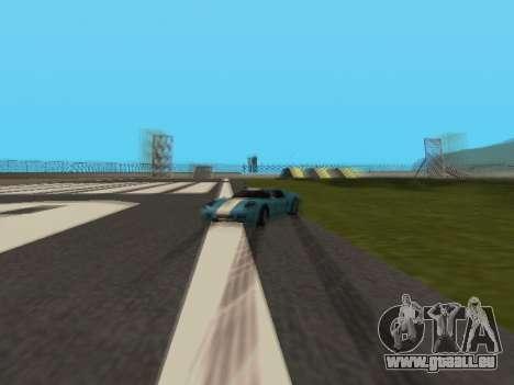 Hot Wheels pour GTA San Andreas quatrième écran