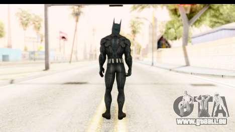 Batman Arkham City Batman Beyond für GTA San Andreas dritten Screenshot