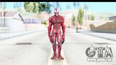 Marvel: Ultimate Alliance 2 - Carnage pour GTA San Andreas deuxième écran