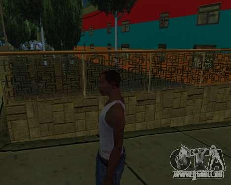 Armenian Jeferson für GTA San Andreas fünften Screenshot