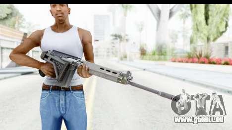 FN-FAL Folded pour GTA San Andreas
