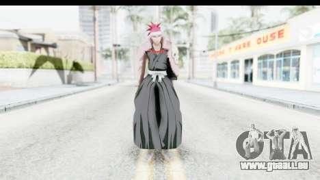 Bleach - Renji B für GTA San Andreas zweiten Screenshot