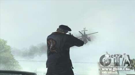WantedLevel pour GTA San Andreas quatrième écran
