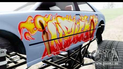 GTA 5 Enus Cognoscenti XL für GTA San Andreas Seitenansicht