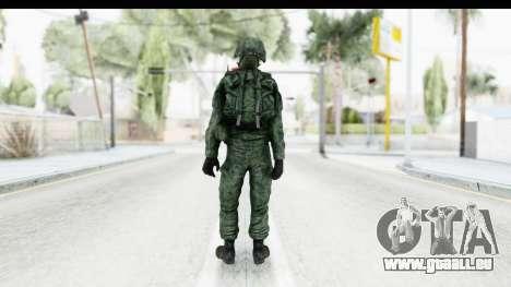 Global Warfare Russia pour GTA San Andreas troisième écran