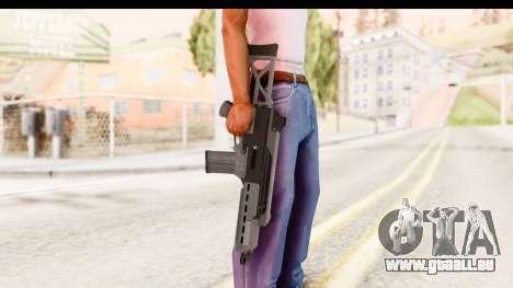 GTA 5 Vom Feuer Special Carbine pour GTA San Andreas troisième écran