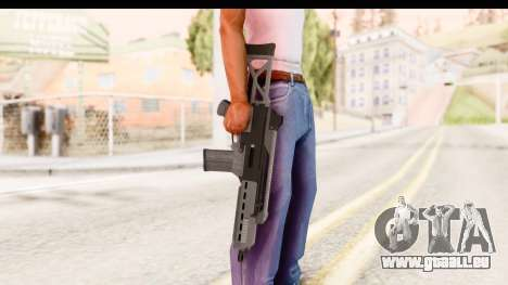 GTA 5 Vom Feuer Special Carbine für GTA San Andreas dritten Screenshot