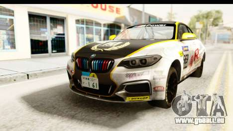 BMW M235i Coupe pour GTA San Andreas