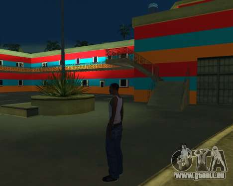 Armenian Jeferson für GTA San Andreas her Screenshot