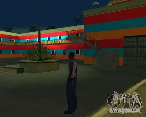 Armenian Jeferson pour GTA San Andreas quatrième écran