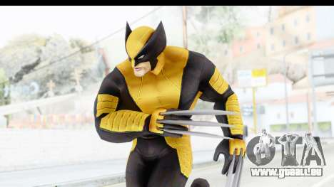 Marvel Heroes - Wolverine All New Marvel Now pour GTA San Andreas
