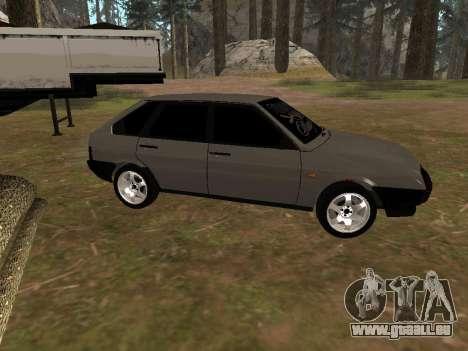 2109 Klassiker für GTA San Andreas rechten Ansicht