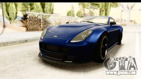 GTA 5 Dewbauchee Rapid GT für GTA San Andreas