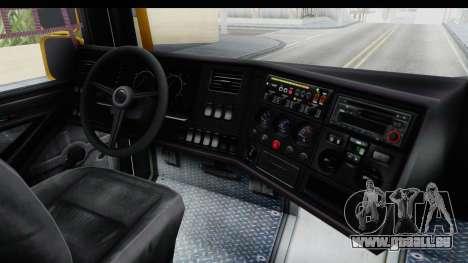 GTA 5 MTL Dune 3D Shadow pour GTA San Andreas vue intérieure