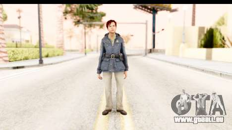 Silent Hill Downpour - Annie für GTA San Andreas zweiten Screenshot