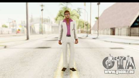 GTA Vice City - Lance Vance Remake für GTA San Andreas zweiten Screenshot