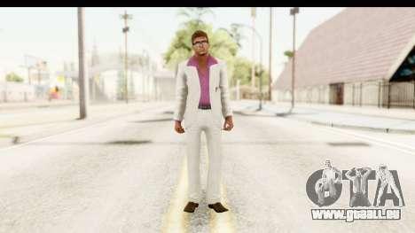 GTA Vice City - Lance Vance Remake pour GTA San Andreas deuxième écran