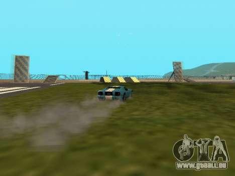 Hot Wheels pour GTA San Andreas cinquième écran