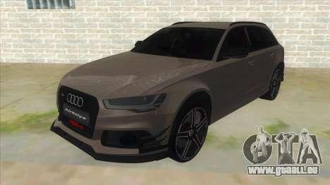 Audi RS6-R für GTA San Andreas