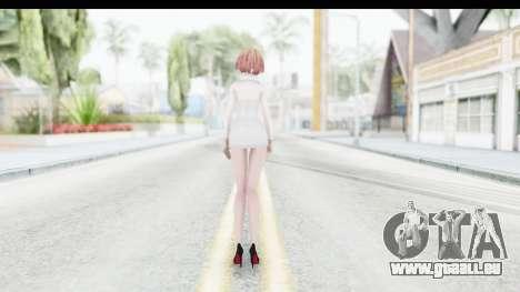 Meiko pour GTA San Andreas troisième écran