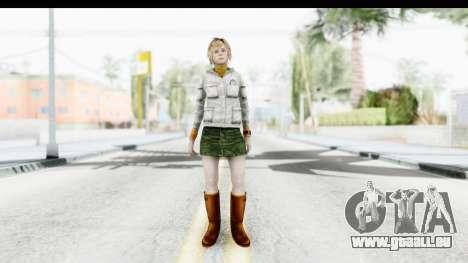 Silent Hill Downpour - Heather für GTA San Andreas zweiten Screenshot