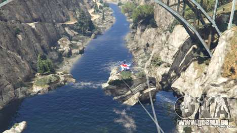 GTA 5 J-10A SY Aerobatic Team achten Screenshot