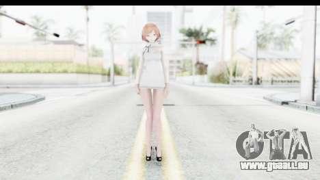 Meiko pour GTA San Andreas deuxième écran