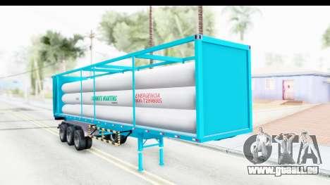 Trailer Hidrogenio pour GTA San Andreas