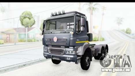 Tatra Phoenix 6x2 Agro Truck v1.0 pour GTA San Andreas vue de droite