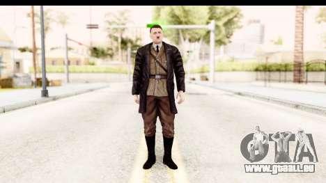 Adolf H. für GTA San Andreas zweiten Screenshot