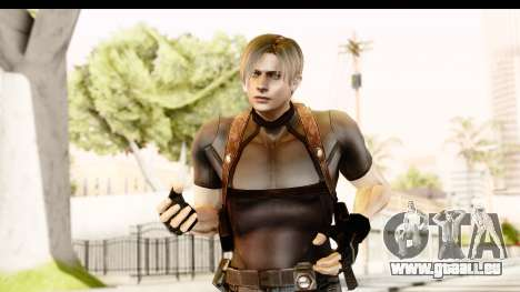 Resident Evil 4 Ultimate - Leon S. Kennedy pour GTA San Andreas