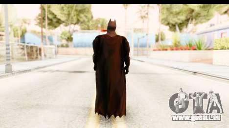 Batman Begins pour GTA San Andreas troisième écran