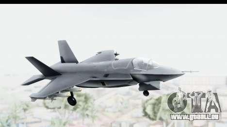 Lockheed Martin F-35B Lightning II pour GTA San Andreas