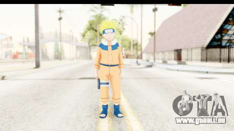 Naruto Ultimate Ninja Storm 4 Naruto Uzumaki v2 pour GTA San Andreas deuxième écran