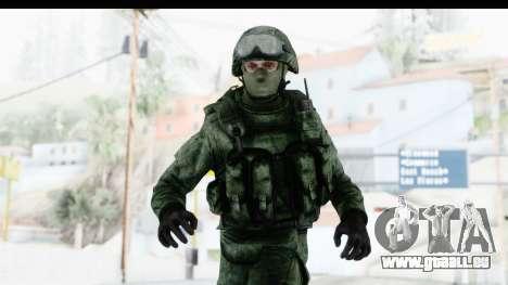 Global Warfare Russia pour GTA San Andreas