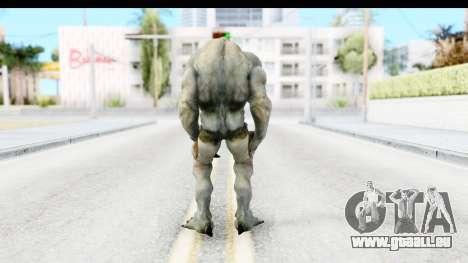 DOOM 3 - Hellknight für GTA San Andreas dritten Screenshot