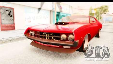 Ford Torino für GTA San Andreas